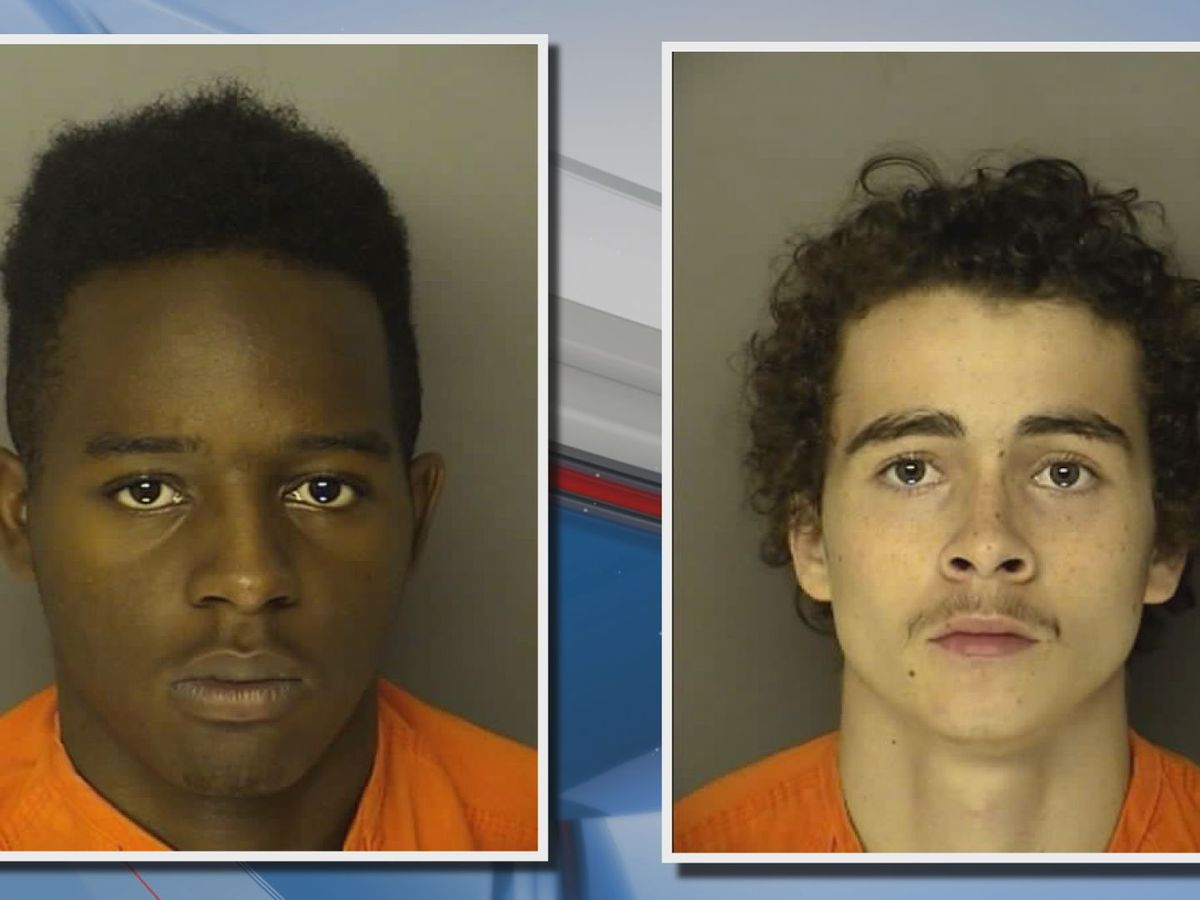Two adults, three juveniles arrested in connection to string of Surfside Beach car break ins