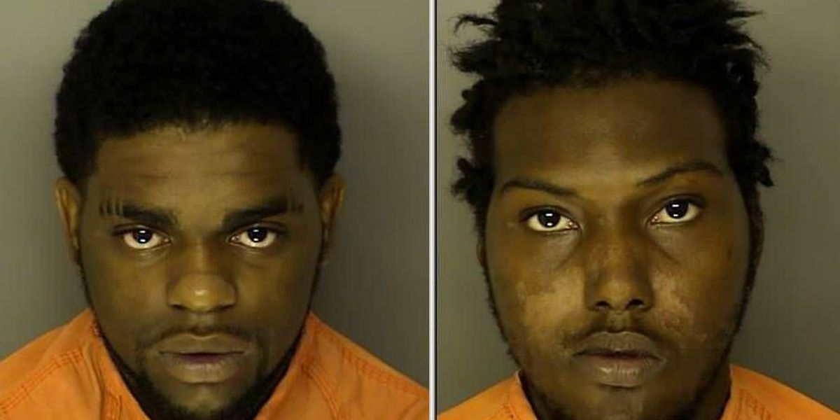 Two men wanted for crimes in Horry County