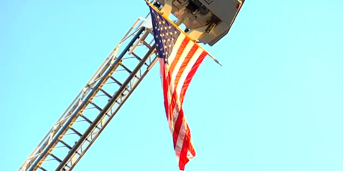 Grand Strand, Pee Dee pauses to remember those lost on 9/11