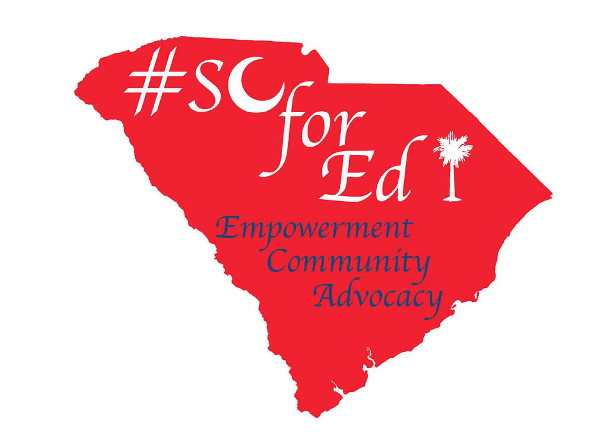 S.C. teacher group urges educators to take 'personal day' Wednesday for virtual protest