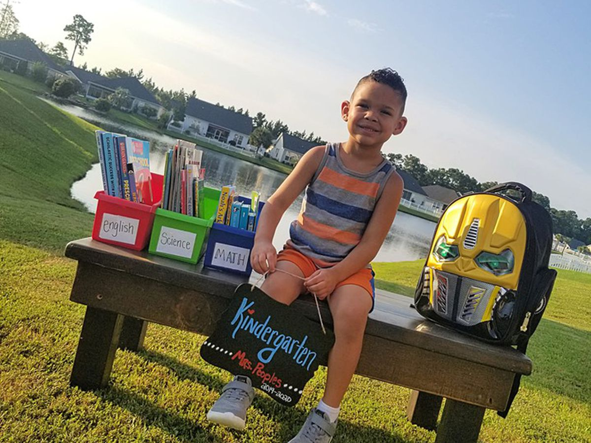 GALLERY: Students in Horry, Florence counties head back to school