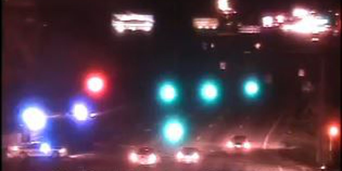Pedestrian hit by vehicle while crossing busy Myrtle Beach intersection