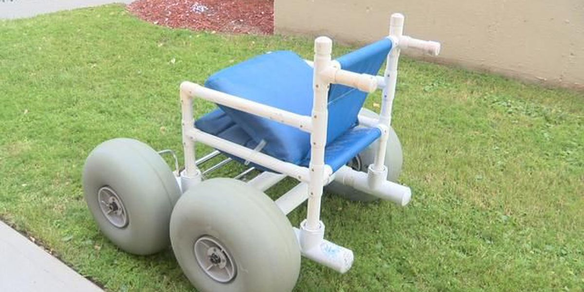 Myrtle Beach officials change policy, will continue offering beach wheelchairs for free