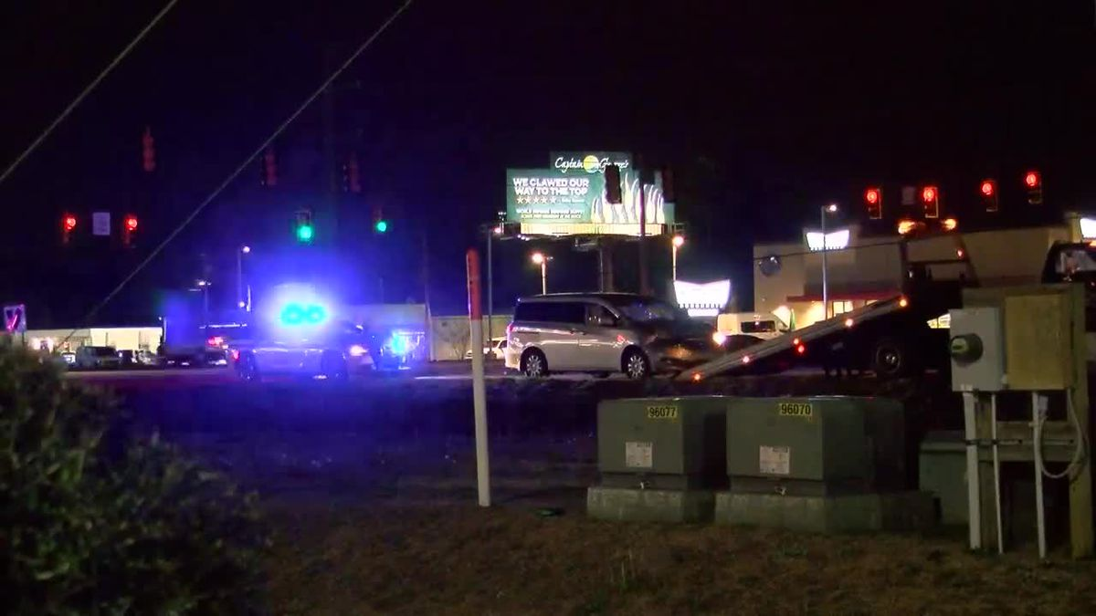 Coroner identifies pedestrian hit, killed on Highway 501 near Tanger Outlets