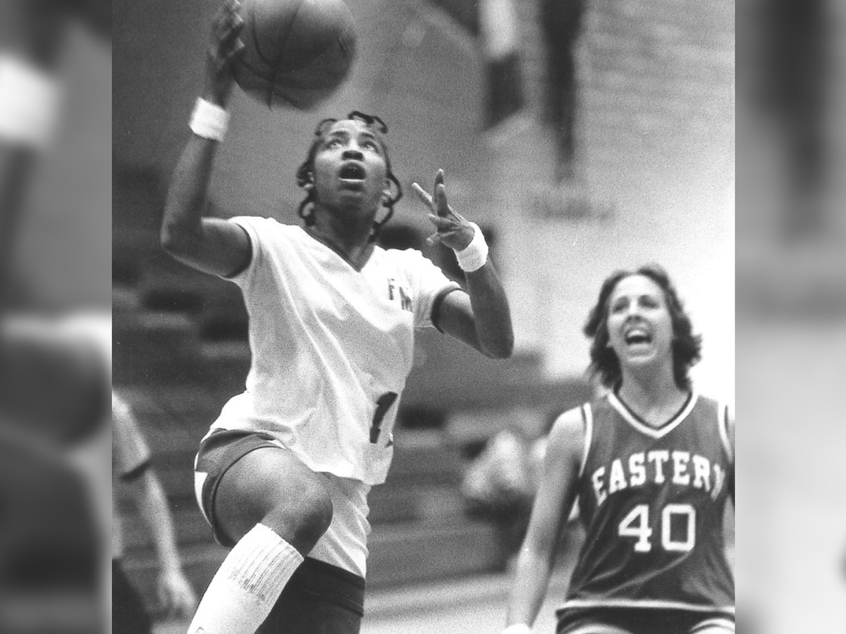 'Not in my wildest dreams': Pearl Moore's long journey to basketball immortality