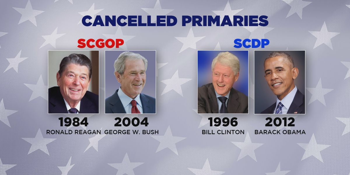State GOP cancels 2020 presidential primary