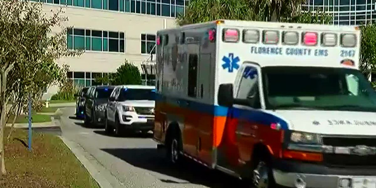 Florence County Sheriff's deputies leave hospital two weeks after mass shooting