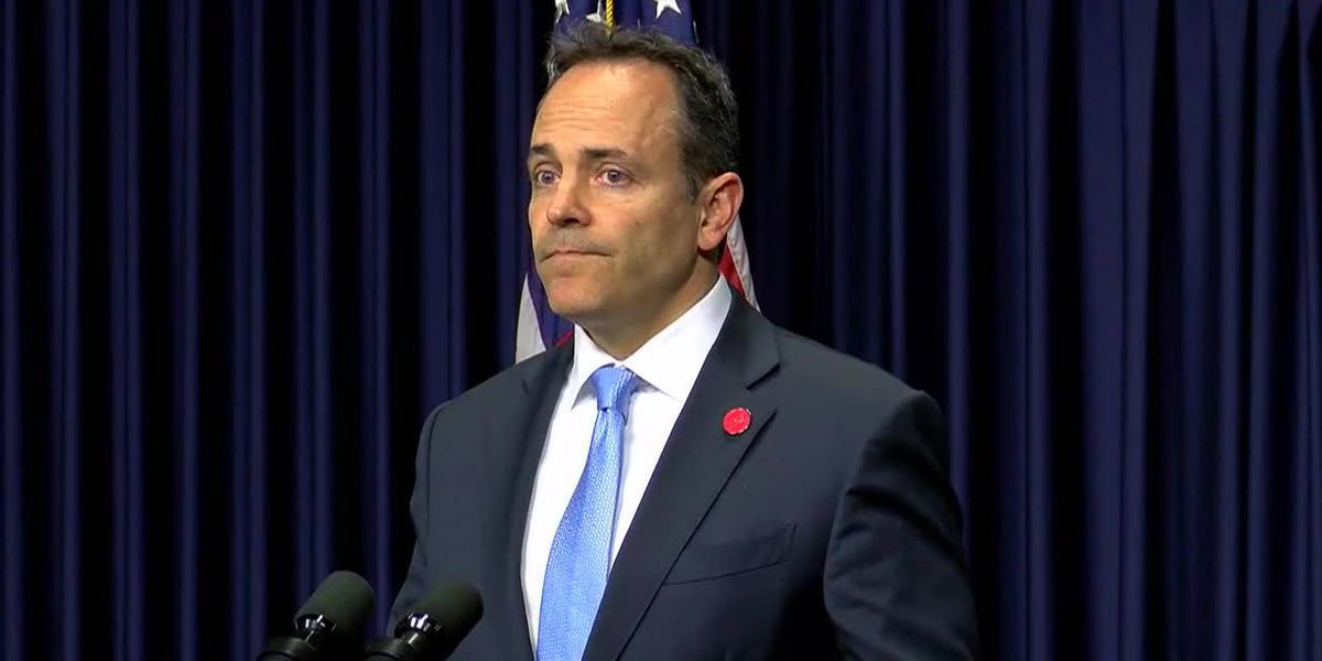 'We're getting soft' for closing schools due to dangerously cold weather, Gov. Bevin says