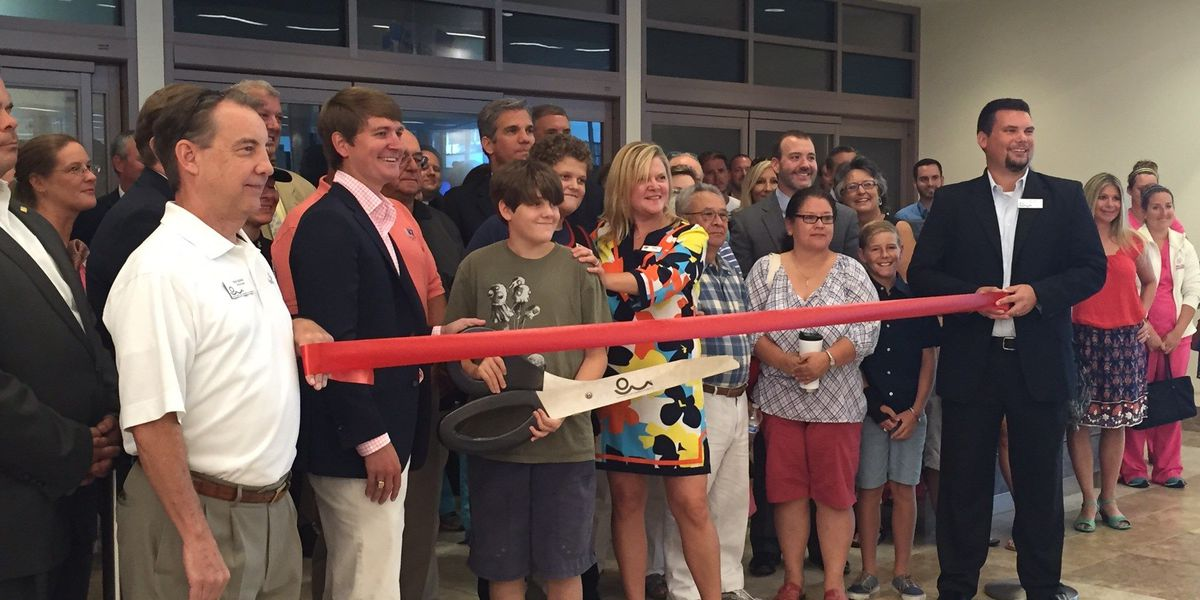 Myrtle Beach Airport unveils autism-friendly Quiet Room