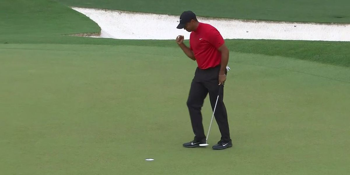 Tiger Woods' Masters win a big topic at Monday After the Masters
