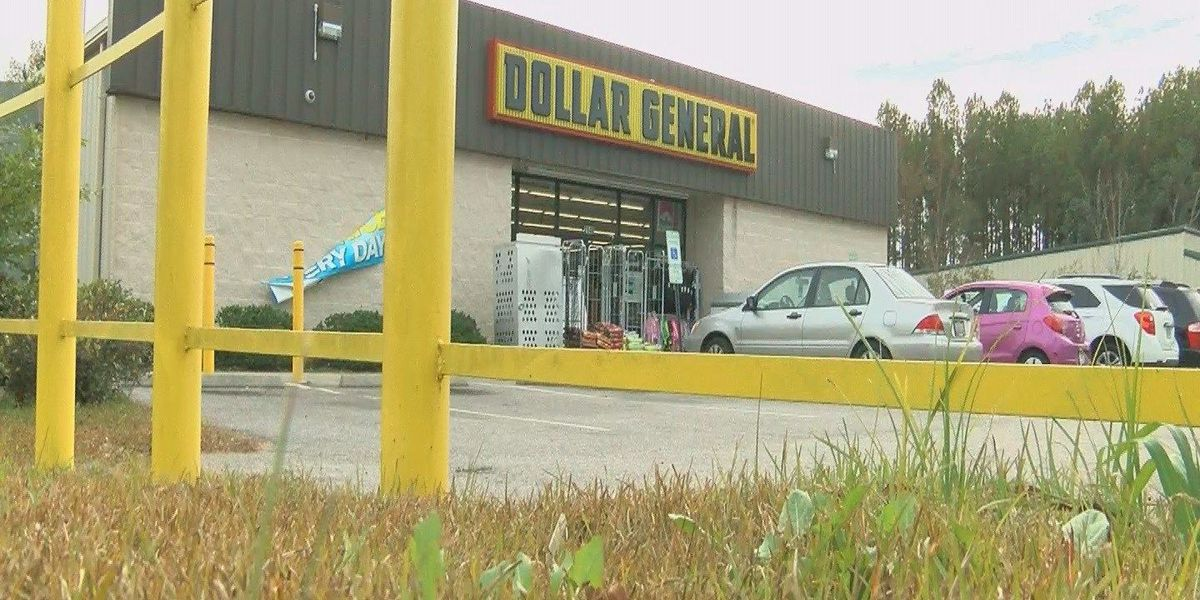 Victim says he 'won the lottery' by surviving Dollar General armed robbery
