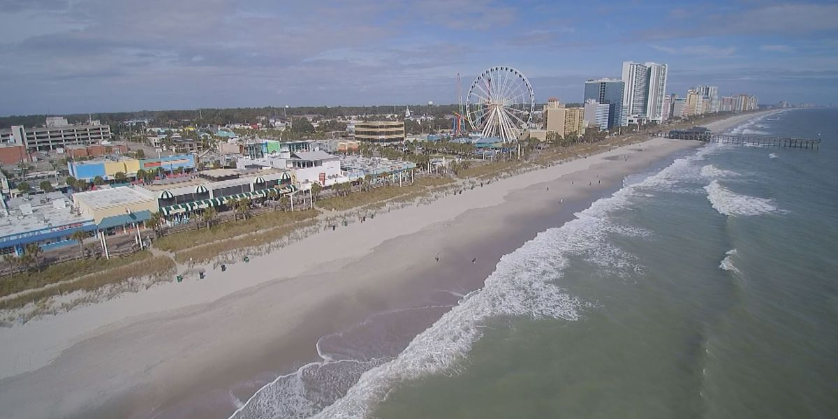 Economic indicators show strong summer in Myrtle Beach
