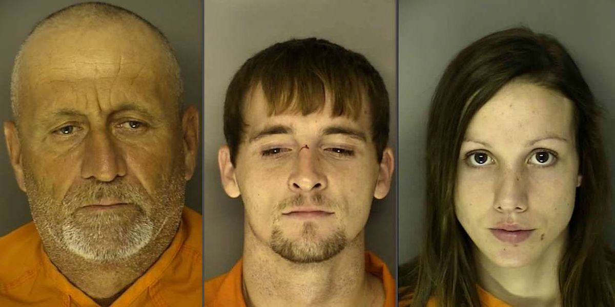 Child neglect, larceny charges have Horry County deputies on the hunt