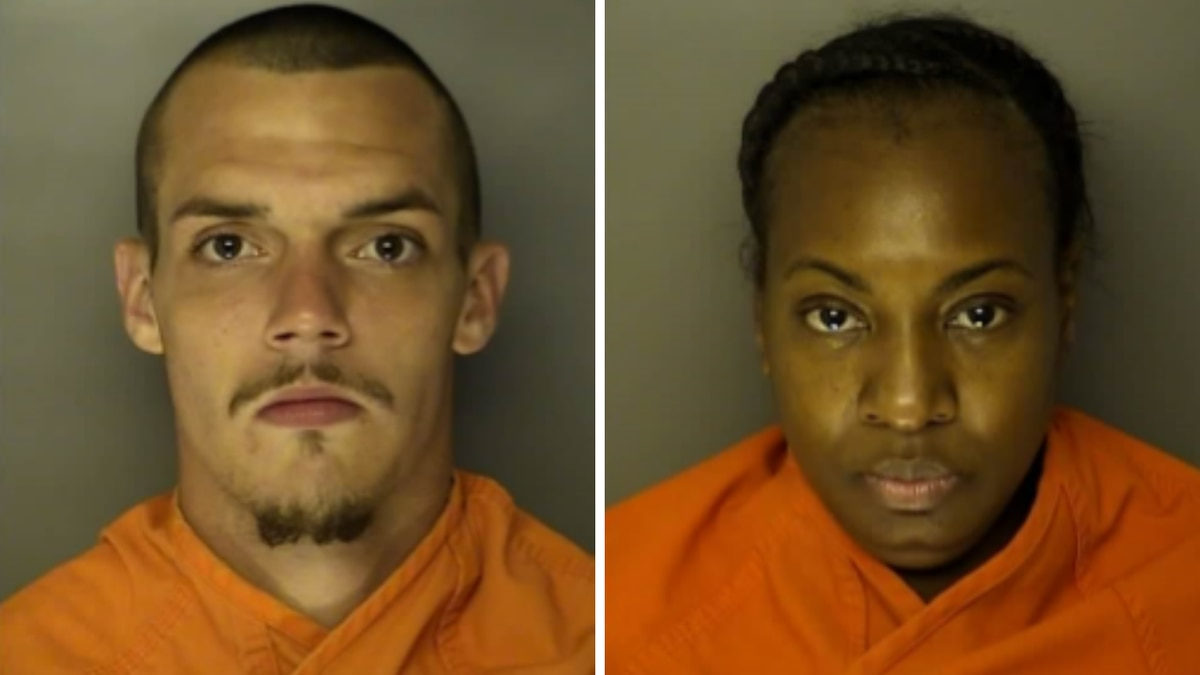 Suspect Search: One suspect's words turned violent, another is accused of shoplifting