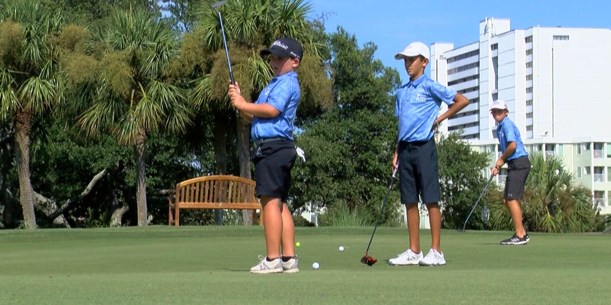 Local PGA Junior League team prepping for major tournament