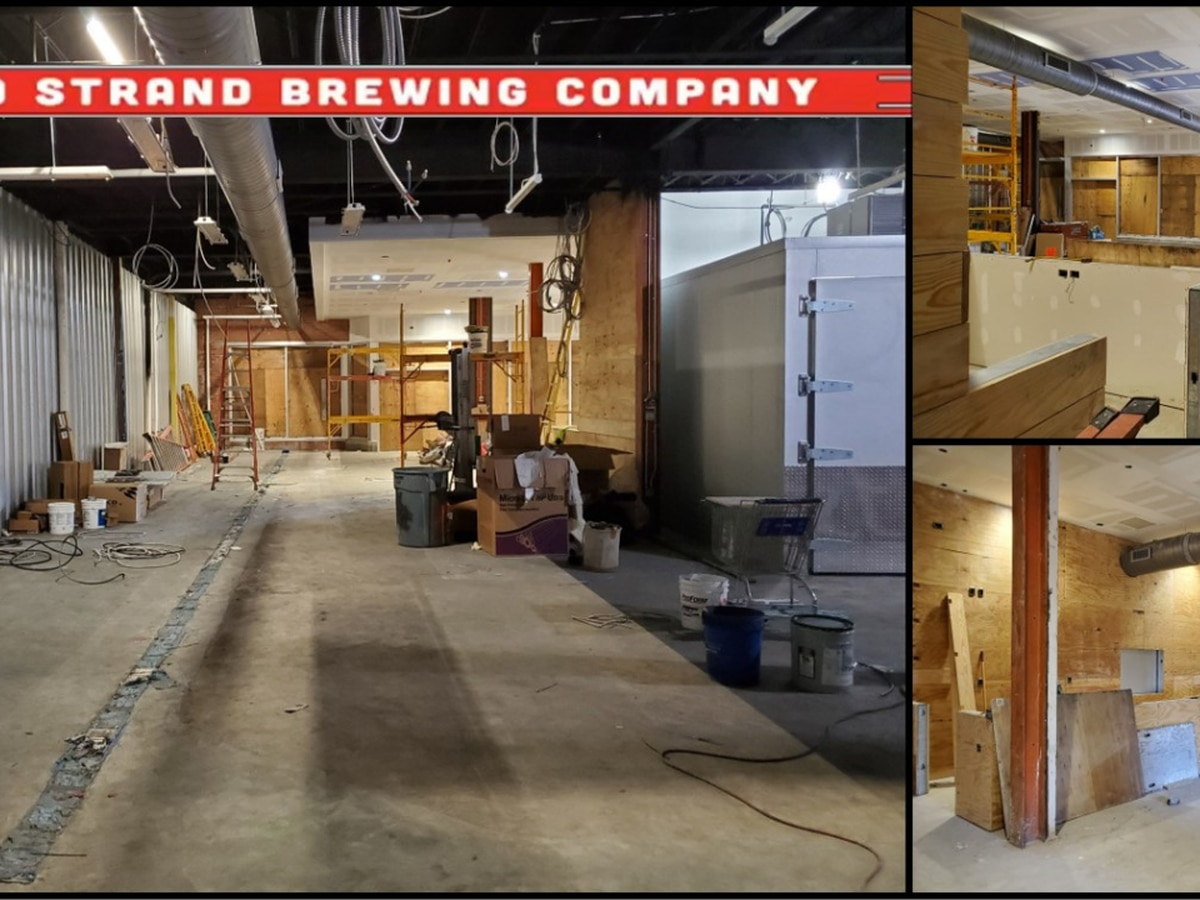 Grand Strand Brewing Company aiming for opening date ahead of spring 2021