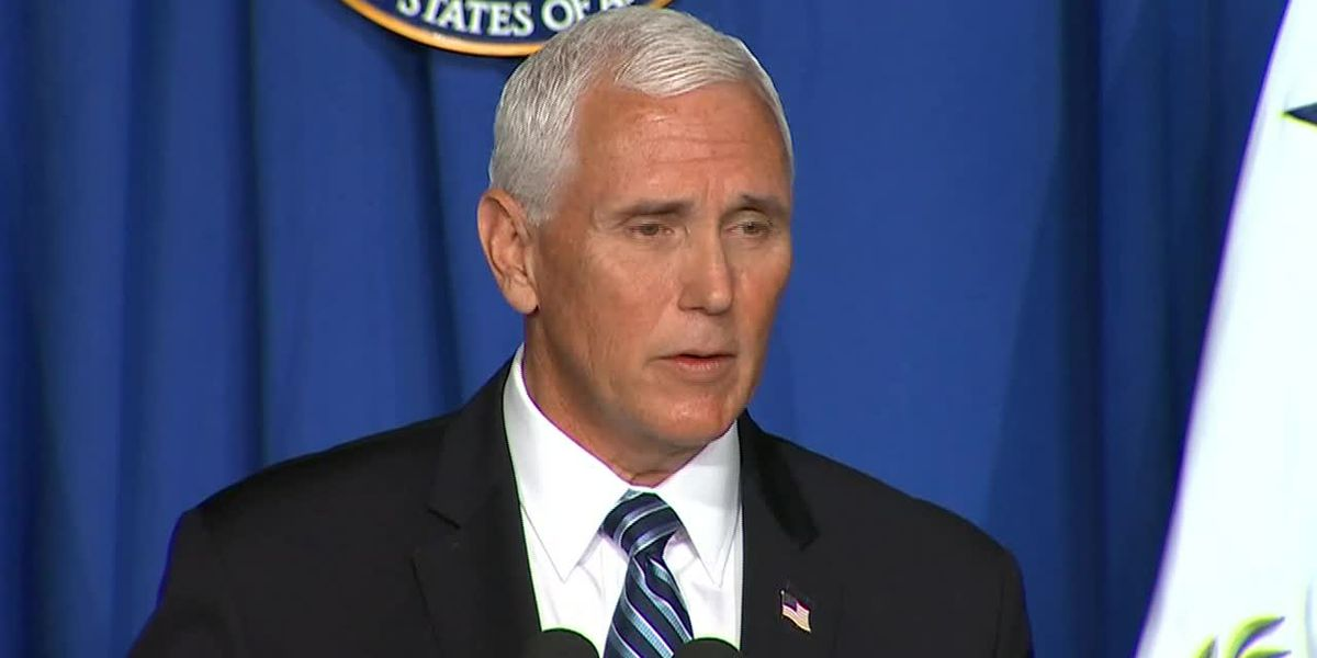Pence: We'll respect some school limitations