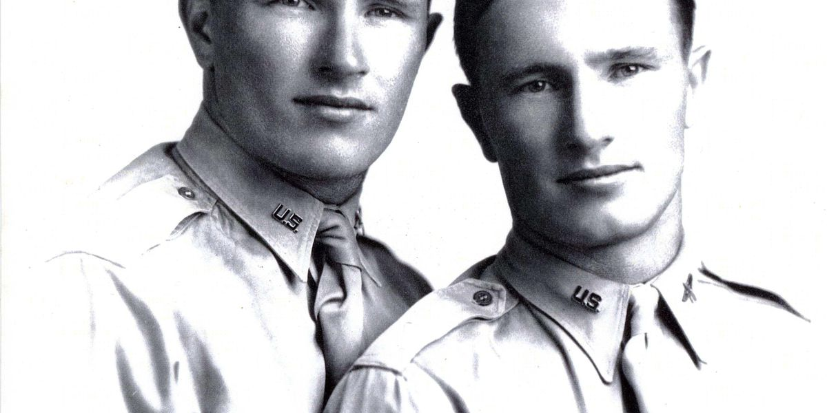 'They never spent a night apart:' Conway twins remembered as heroes 75 years after their death in WWII