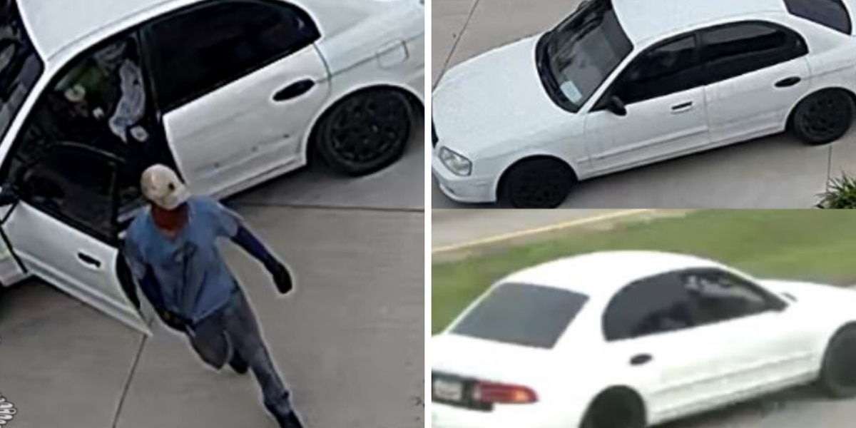 Police seek catalytic converter thief in Myrtle Beach