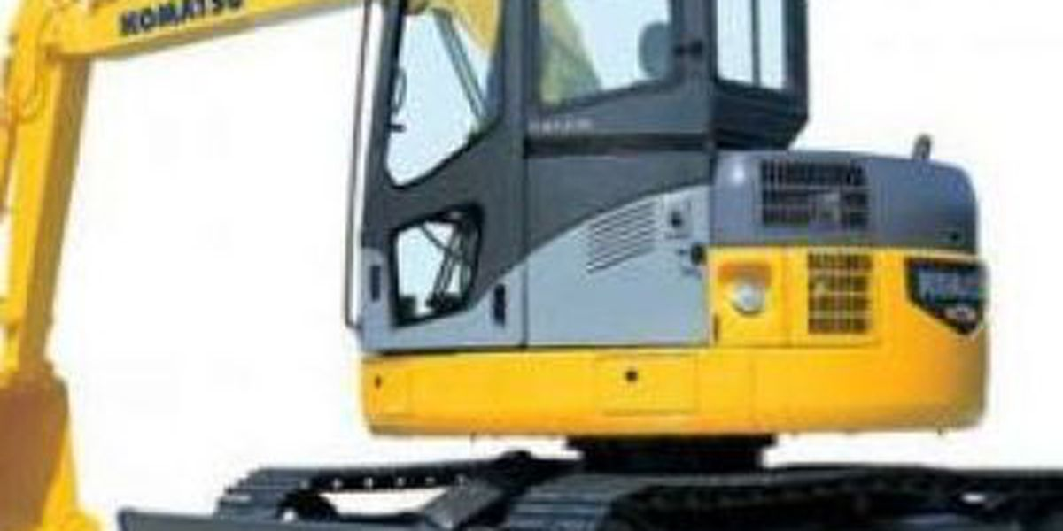 Conway Police search for bulldozer stolen from job site