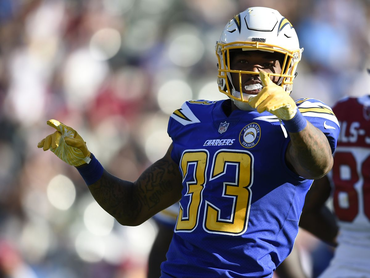 Chargers lead Pro Bowl selections with 7 players