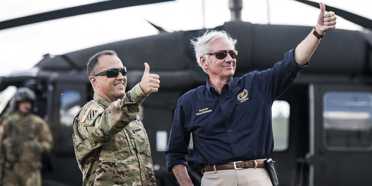Gov. McMaster, state officials visiting Conway Monday