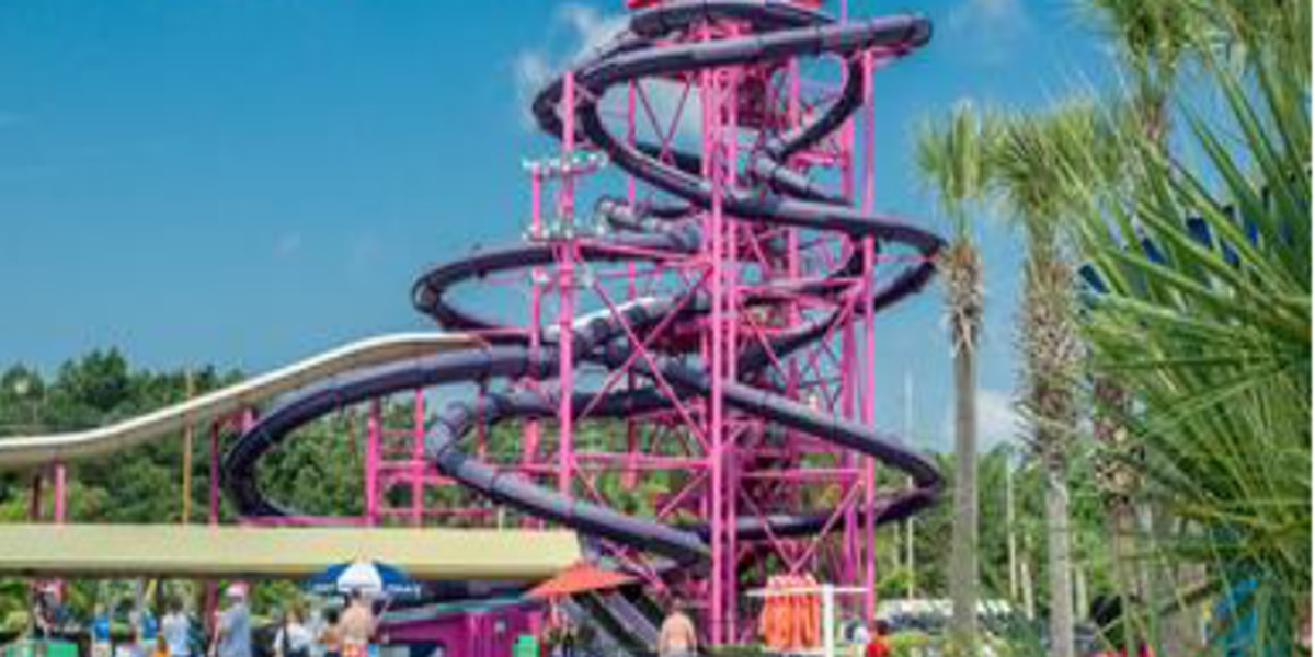 Travel Channel to feature Myrtle Waves Water Park