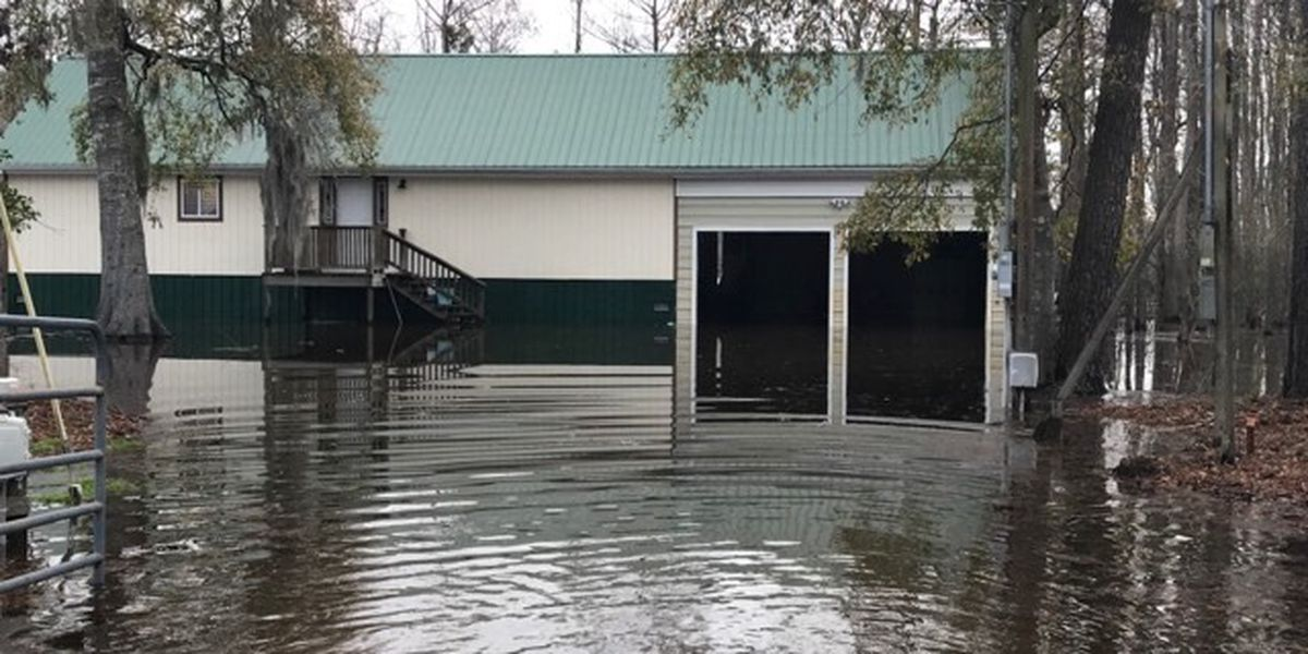 Horry County officials to assess damage from recent flooding