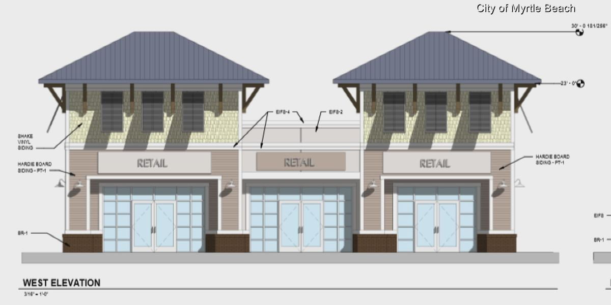The Market Common could get another new shopping center