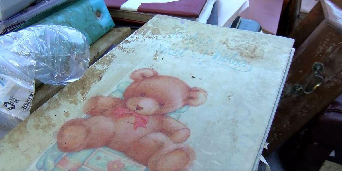 Residents in Longs begin rebuilding after Florence