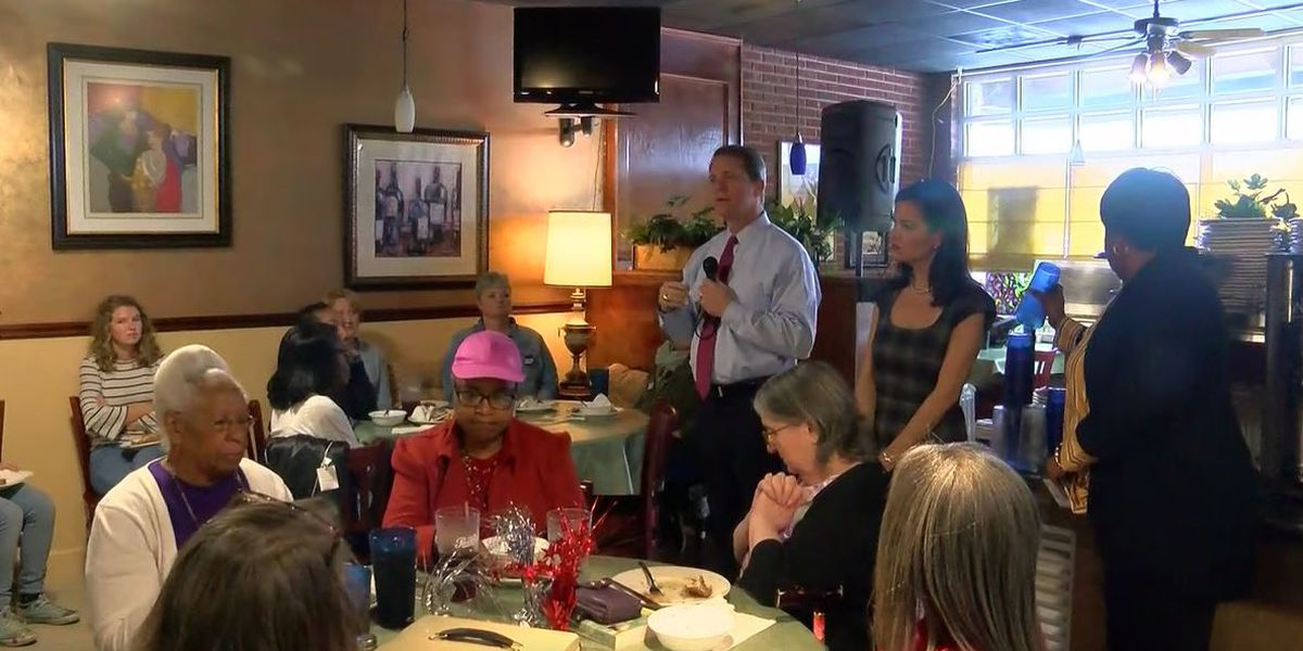 Democratic Candidates visit Horry County before Election Day
