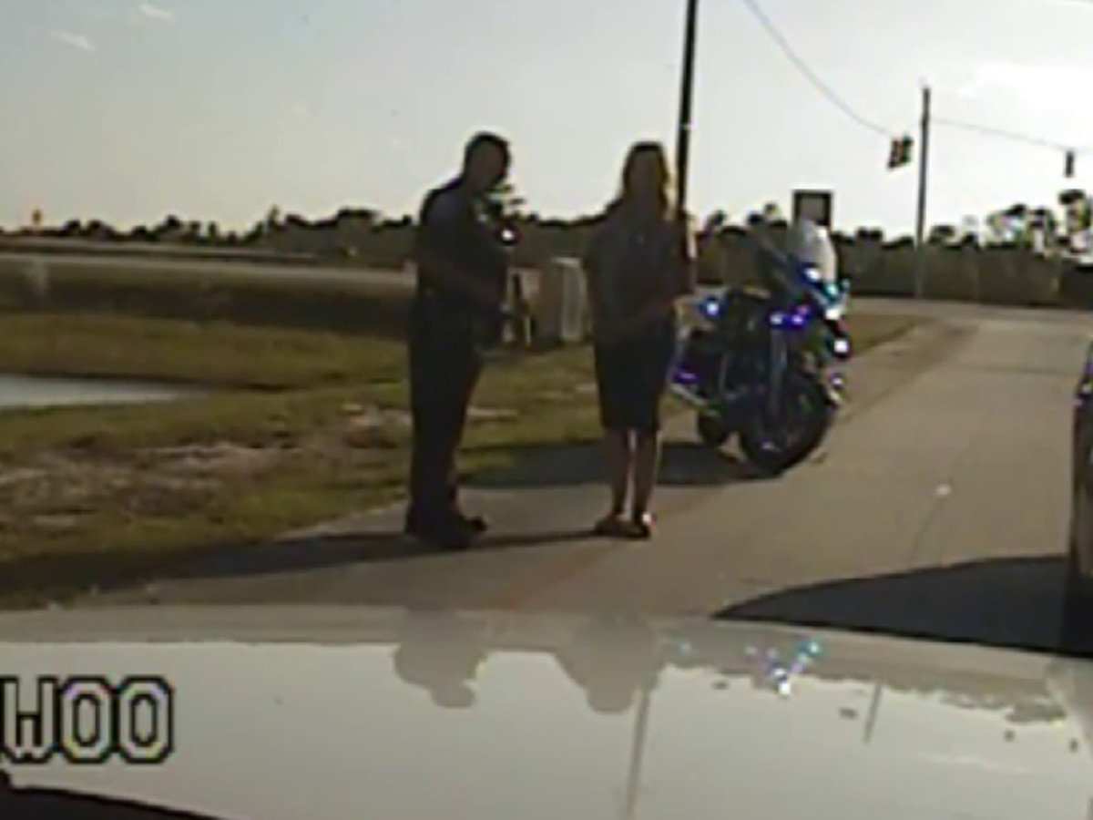'I take care of Horry County children': Dashcam video released of former school board member's DUI arrest