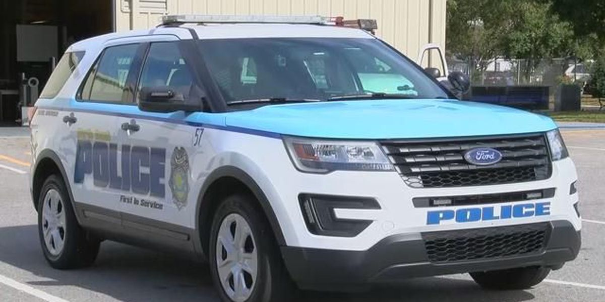 Myrtle Beach Ford >> Child Runs Into Myrtle Beach Police Vehicle In Walmart