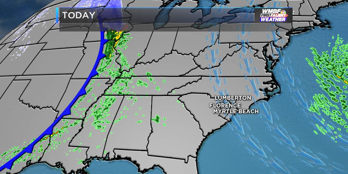 FIRST ALERT: Frosty start to a changeable week