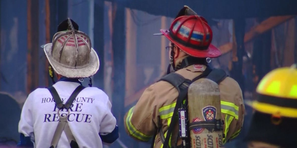 $3.6 million grant could add 30 firefighters to Horry County if council approves