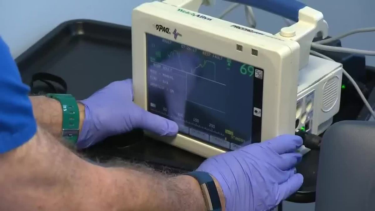 New FDA approved depression treatment tested in South Carolina