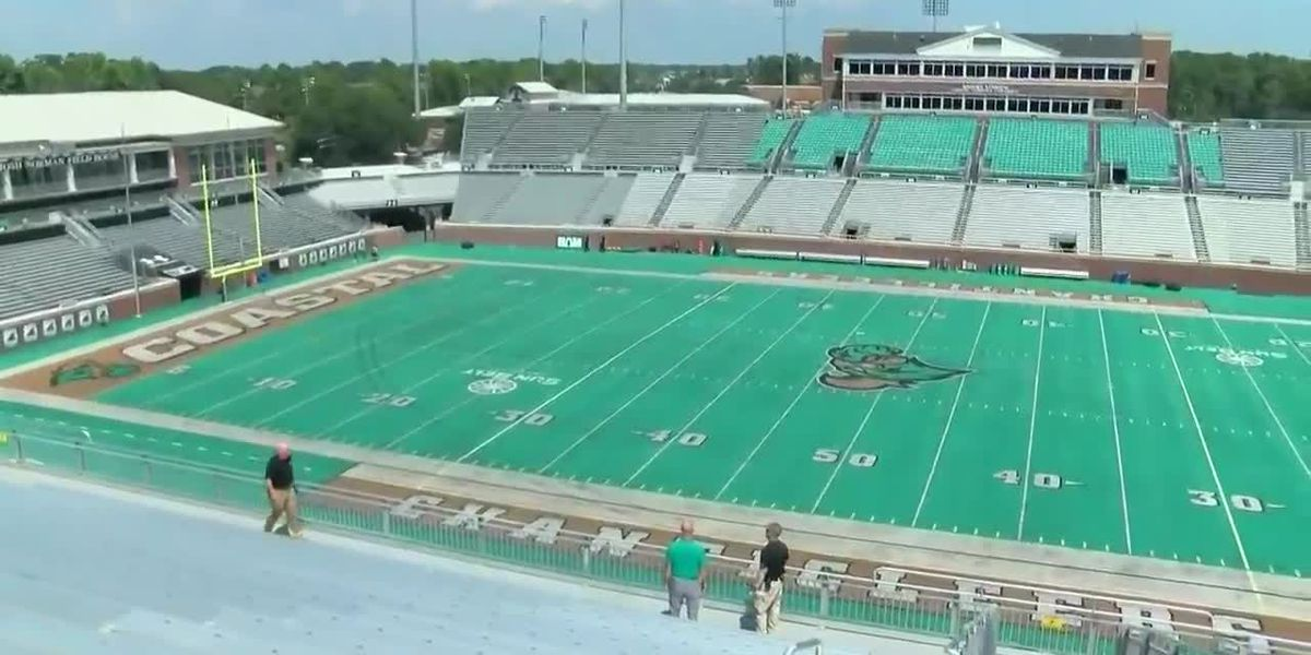 CCU unveils new stadium additions before 2019 home openers