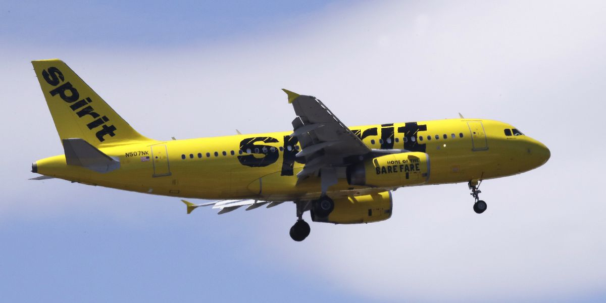 Spirit Airlines cancels all flights in and out of MYR for month of April