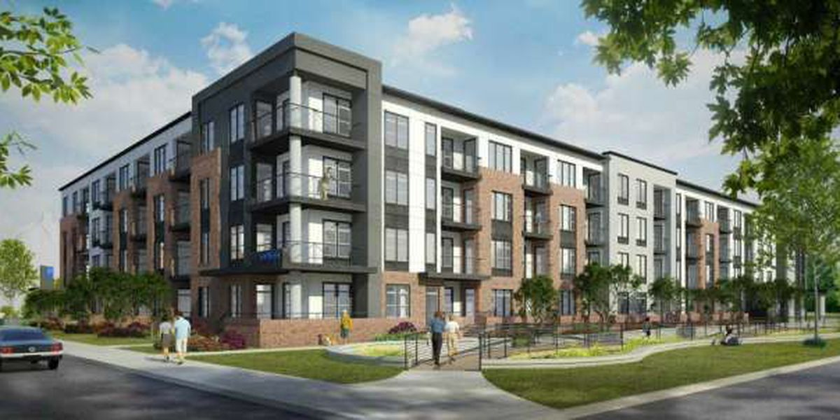 New plans announced for Florence apartment complex, parking deck