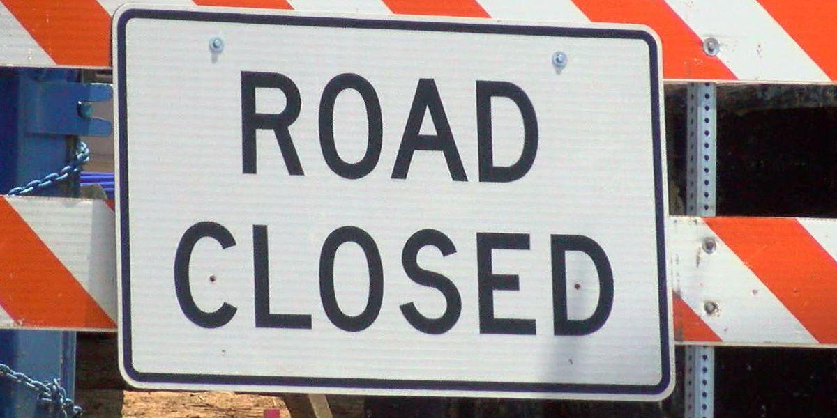 TRAFFIC ALERT: Ruptured sewer line shuts down part of Highway 544