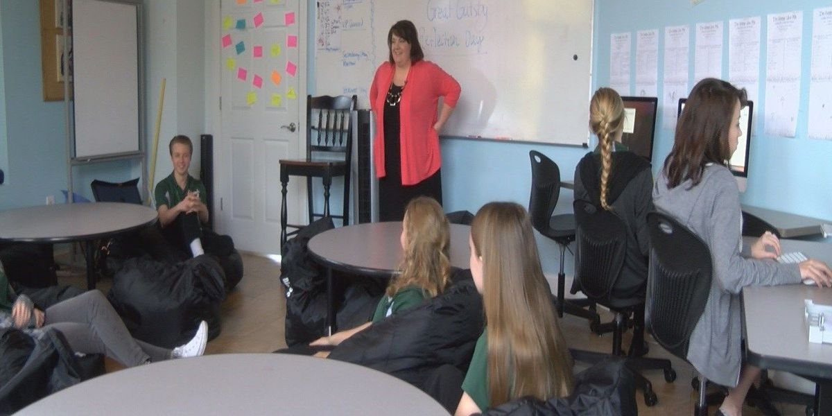 Local charter school teacher nominated for Teacher of the Year