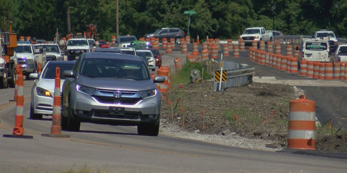 Carolina Forest Boulevard widening project on track to be done May 2021
