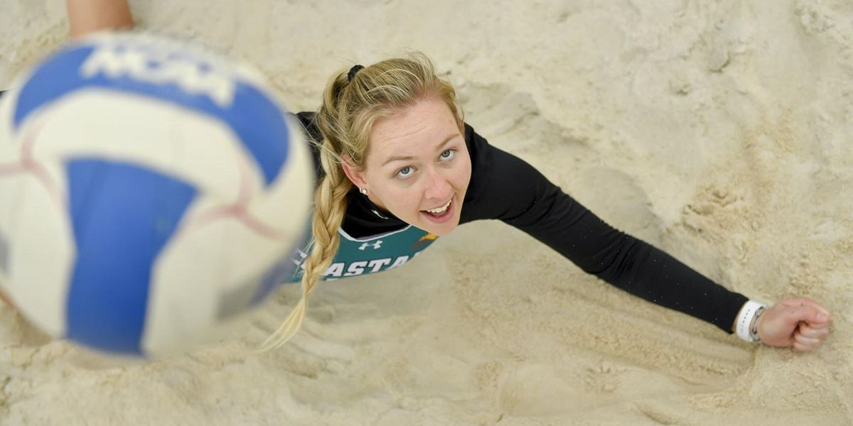 Sandy Chants earn No. 4 Seed in 2021 ASUN Beach Volleyball Championship