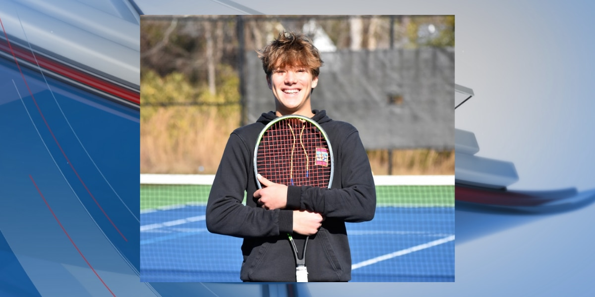 Murrells Inlet teen ranks No. 1 in SC for tennis