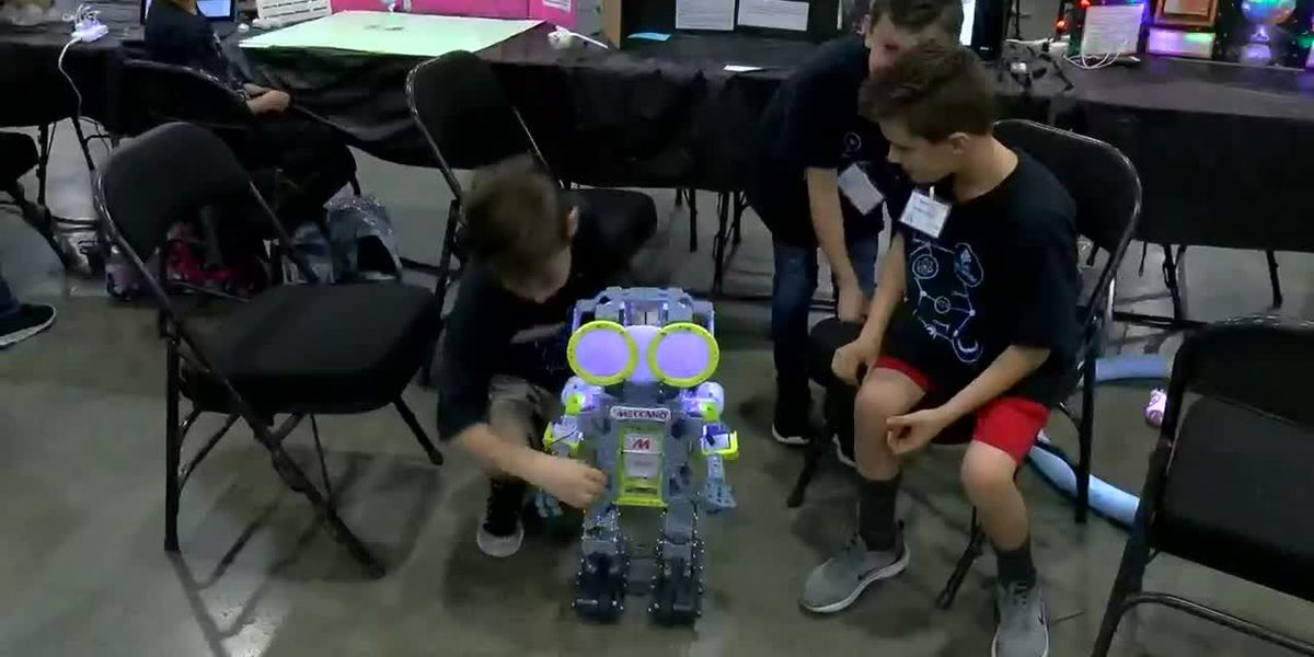 Horry students put their minds together for annual Technology Fair