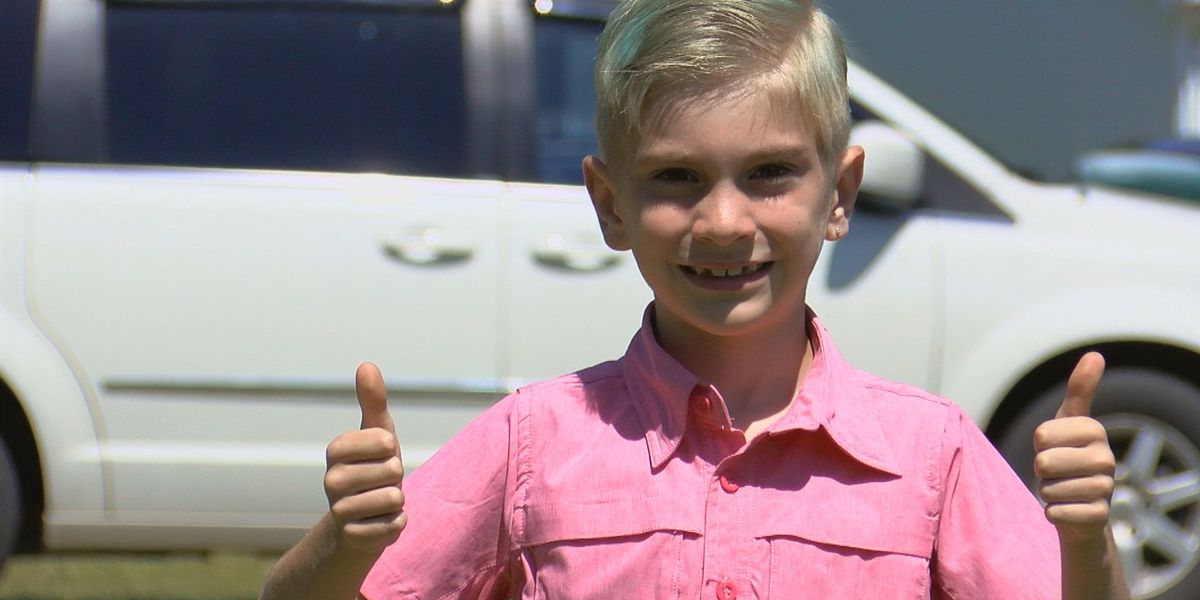 7-year-old Horry County boy uses allowance money to help struggling families amid pandemic