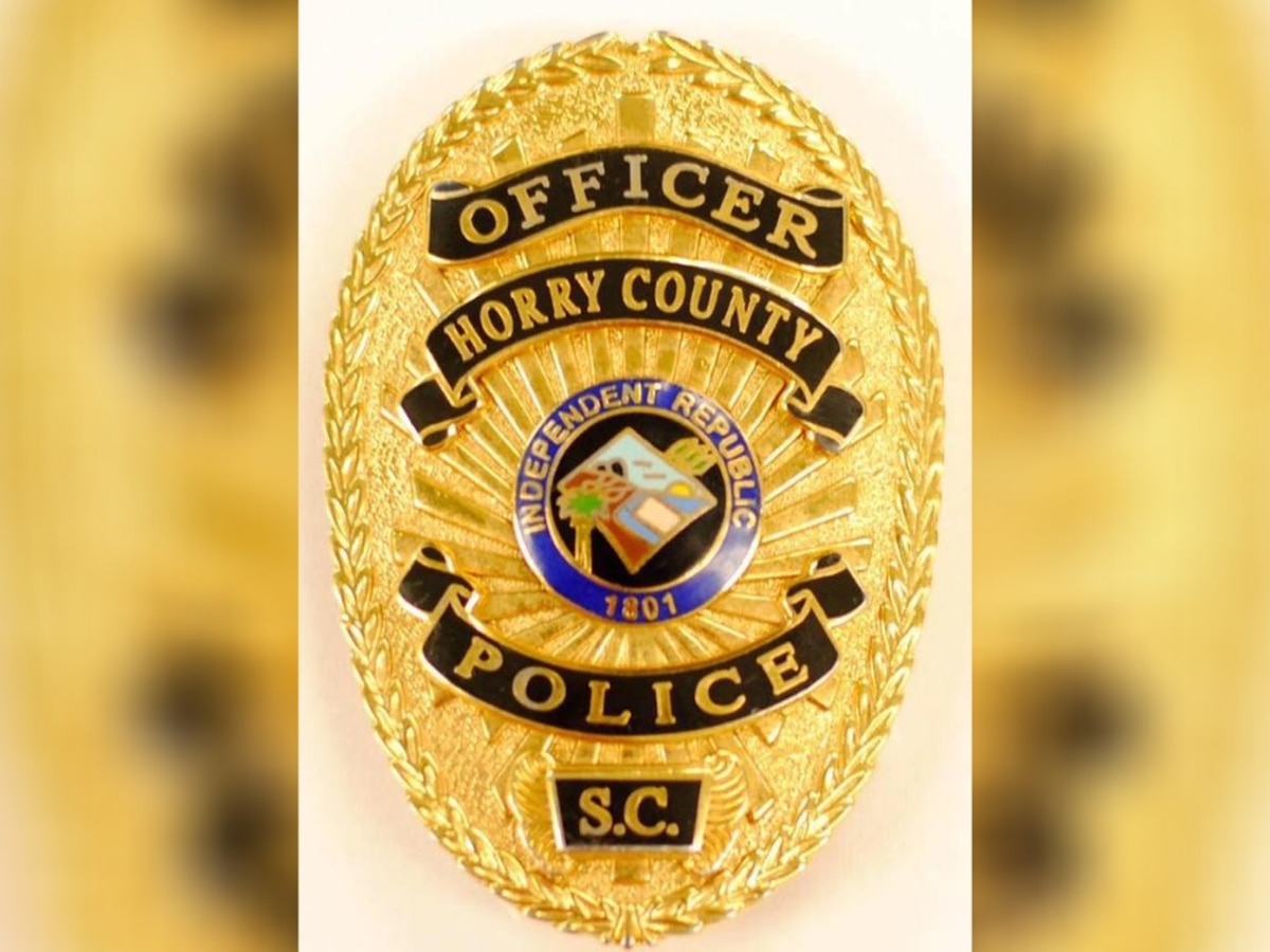 Horry Co. officer injured during confrontation with suspect resisting arrest