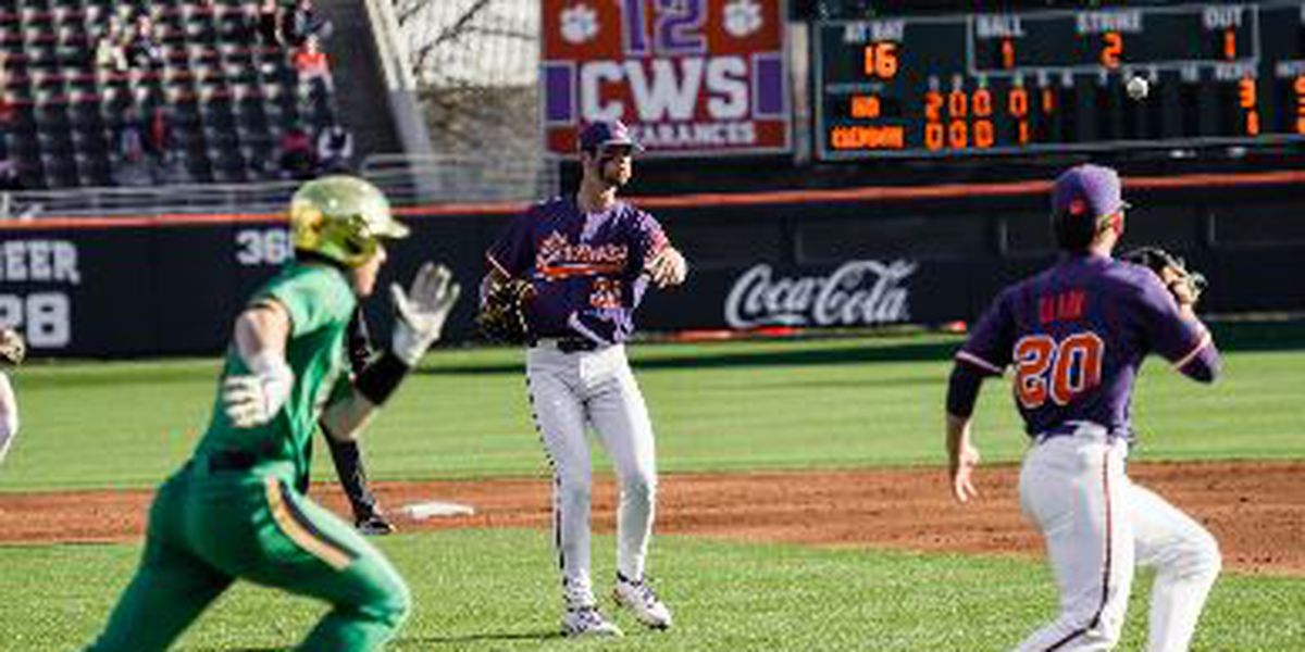 Notre Dame Tops Tigers 3-2 on Sunday