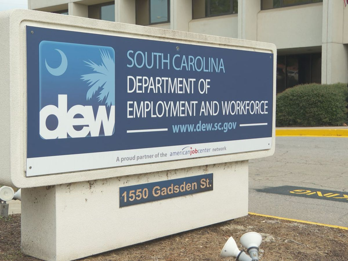 Financial relief now available to thousands of South Carolinians who've gone months without work