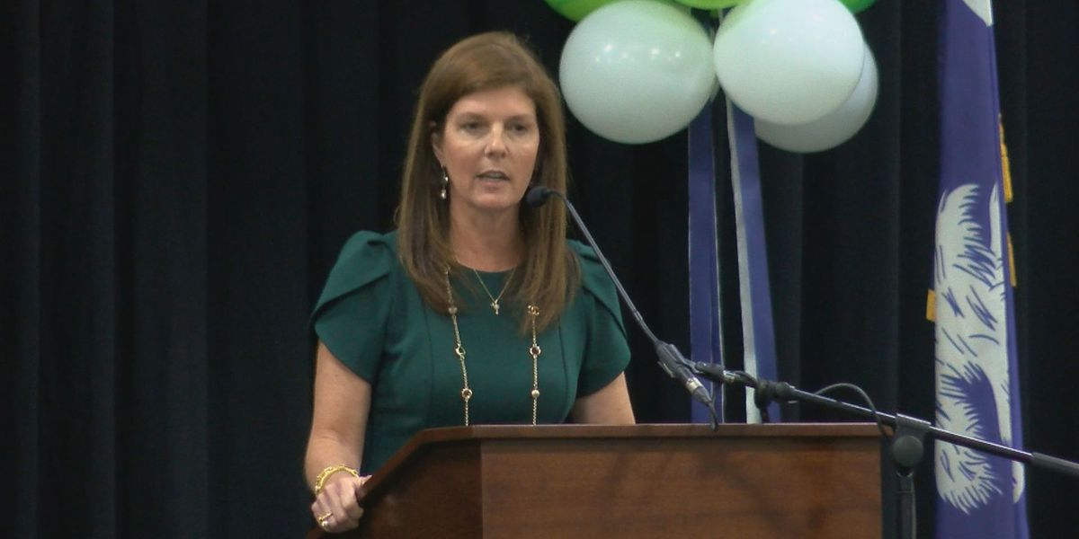 Lt. Gov. talks business at the 2021 Greater Florence Chamber of Commerce Outlook luncheon